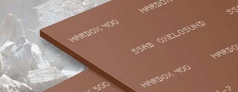 Hardox Steel