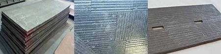 Chromium Carbide Overlay (CCO) Plate